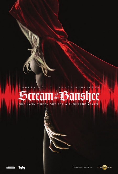 Scream of the Banshee-Poster