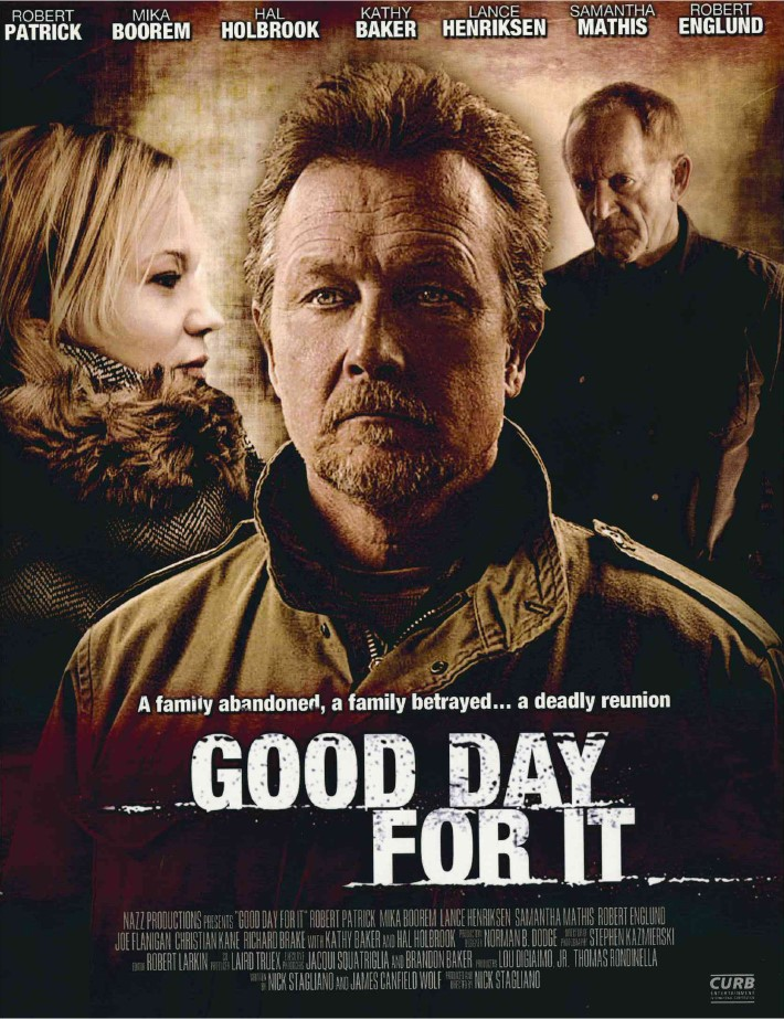 US-Poster zu Good Day For It